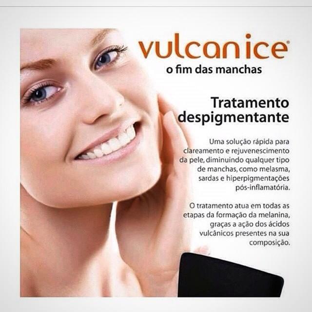 Se aproxima a melhor estação para cuidar da sua pele, Vulcanice é uma ótima opção de peeling químico!!! #selfiesemfiltro #pelelinda #fisioterapiadermatofuncional
