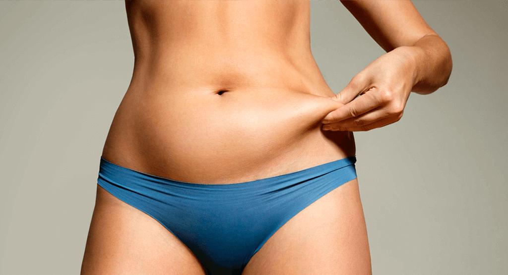 Elimine gordura localizada com a terapia combinada